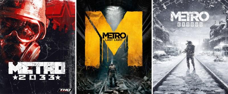 metro games