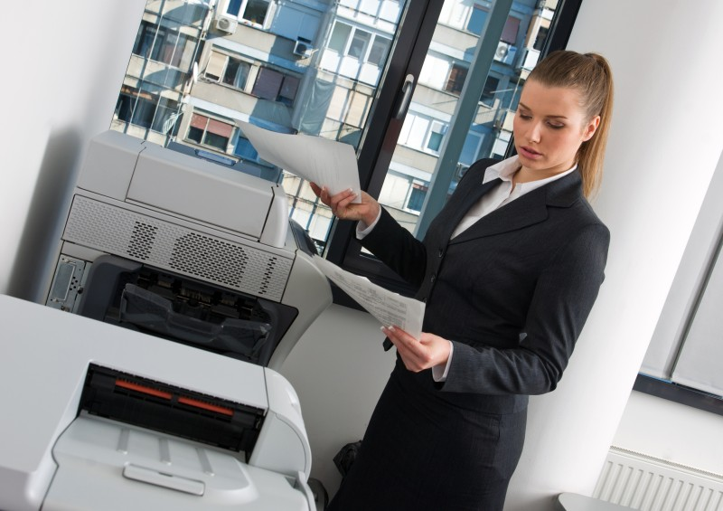 A3 size business printer
