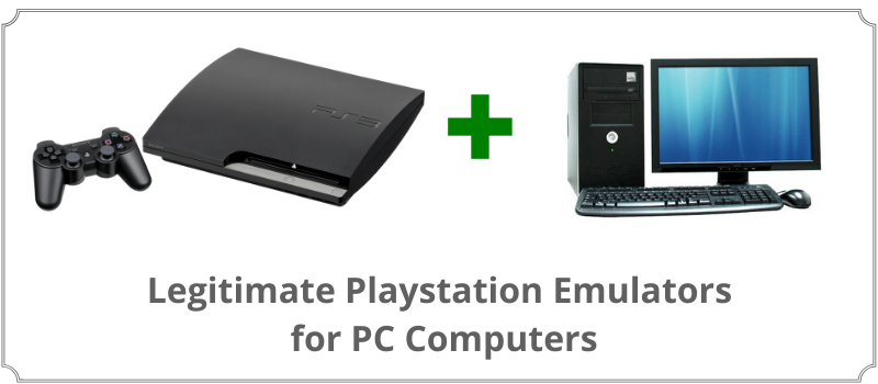 playstation emulation for pc