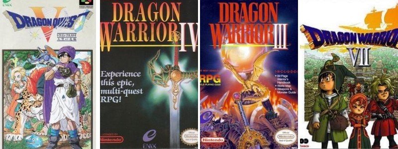 ranking of dragon quest games