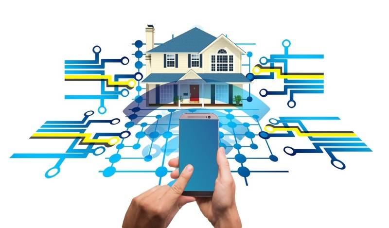 iot and smart home automation