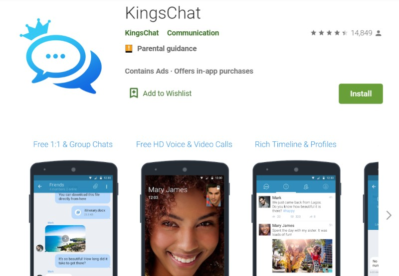 kings chat