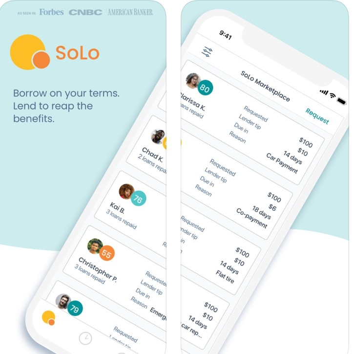 solofunds mobile app