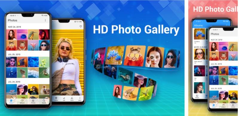 Photo Album Vault & Photo Editor