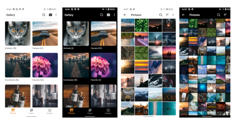 Picture Gallery, Photo Manager, Album
