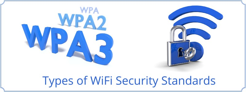 wifi security standards