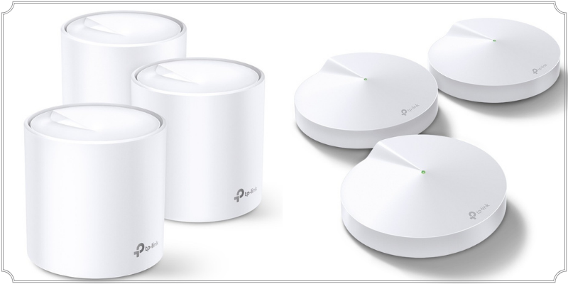 comparison of tp link deco devices