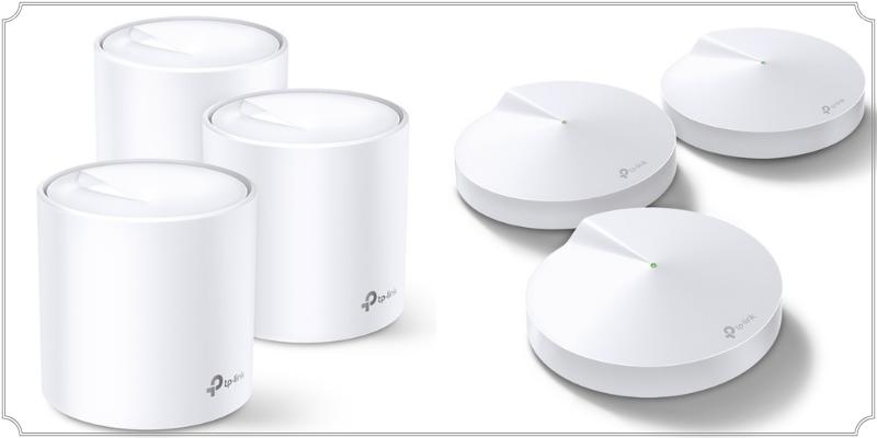 comparison of tp link deco devices