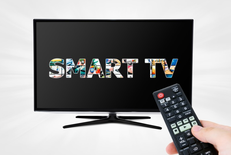 make my tv smart