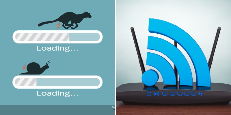 reasons for slow wifi