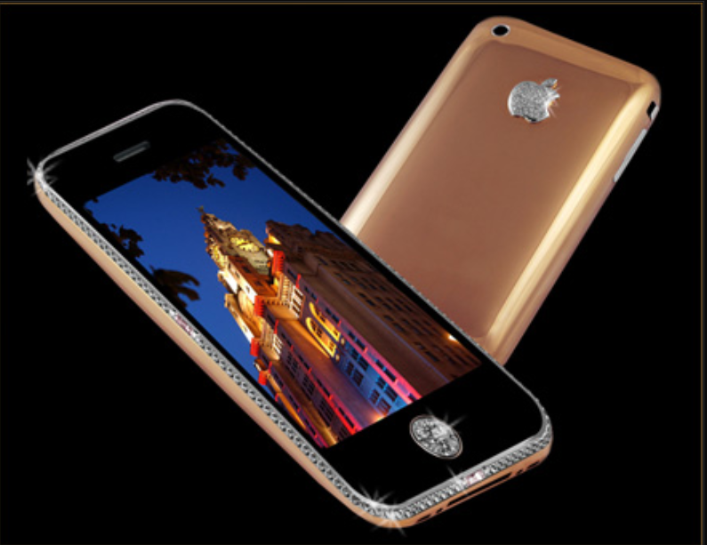 IPHONE 3GS SUPREME ROSE