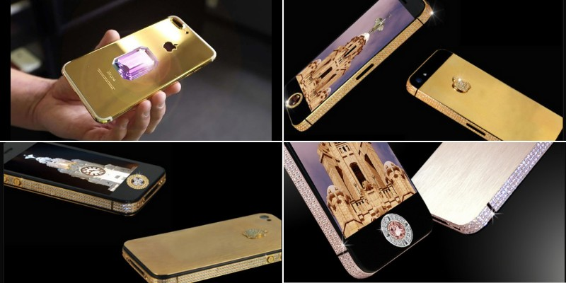 most expensive and luxurious phones
