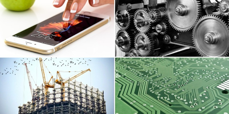various forms of technology