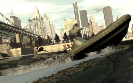 GTA IV's Liberty City