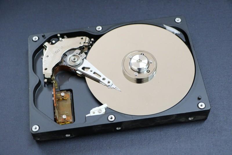 mechanical hard disk