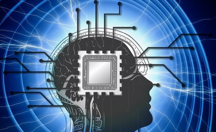 human brain processing power