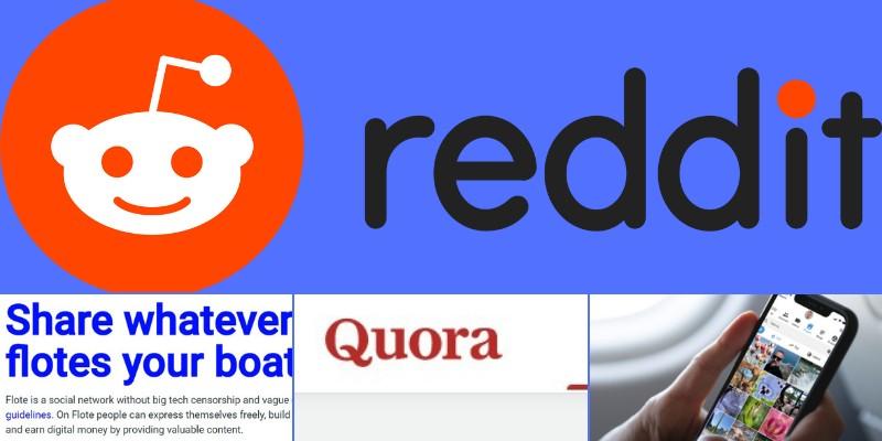 similar sites like Reddit