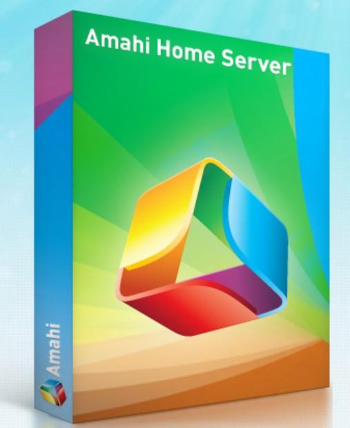 amahi home server