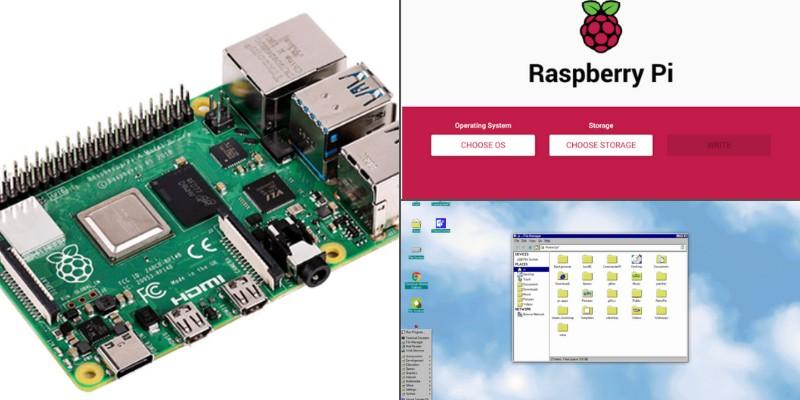 alternative os for raspberry pi 3 or 4