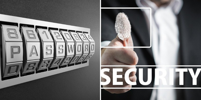 strong passwords security