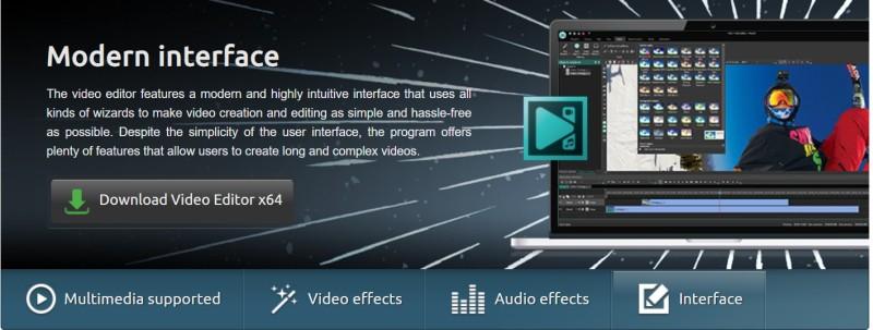vsdc video soft dev