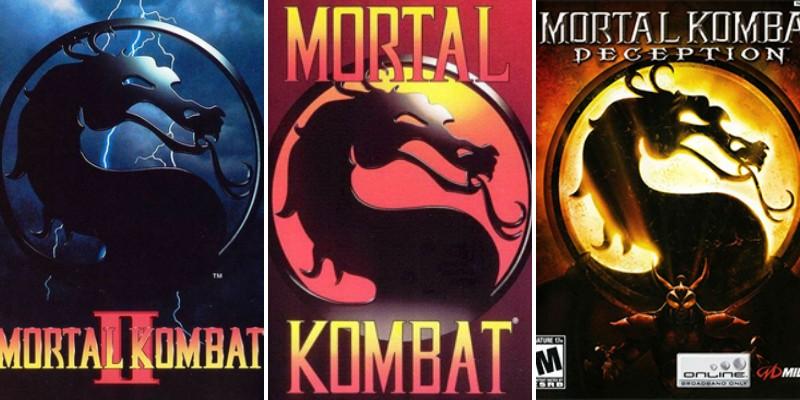 mortal kombat games order