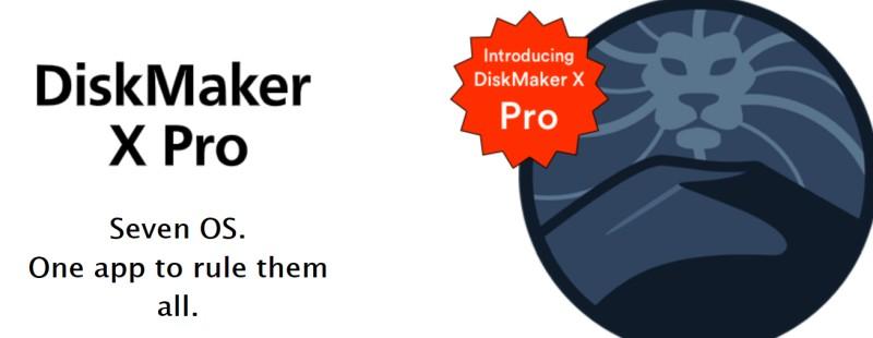 mac os disk maker