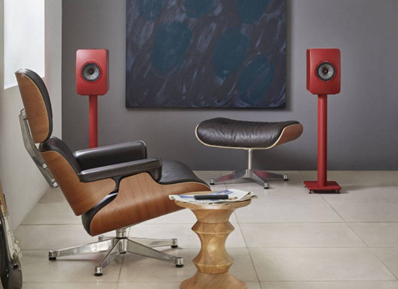 kef sound systems