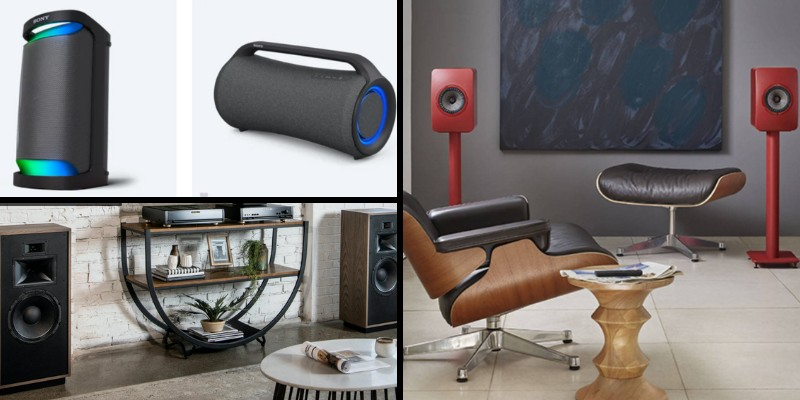 top quality speaker manufacturers