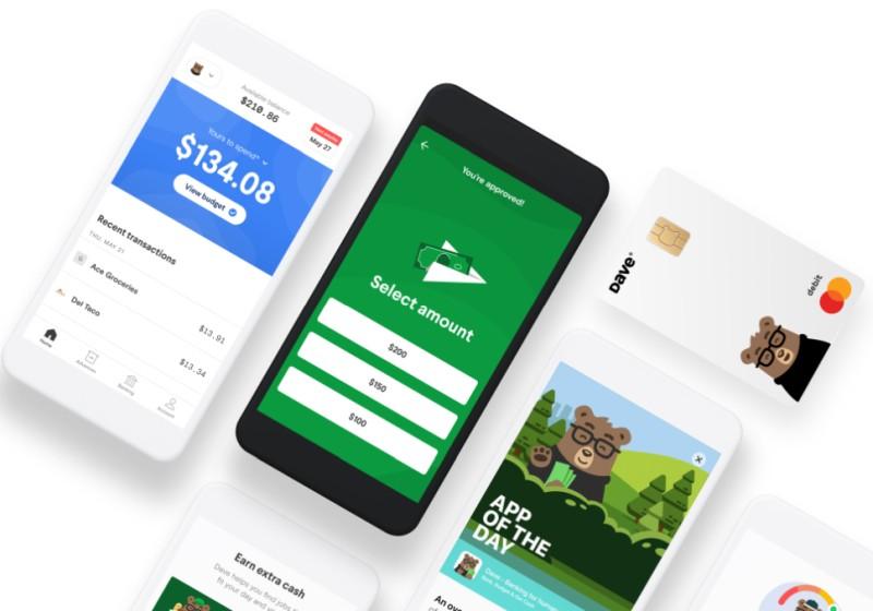 dave banking app